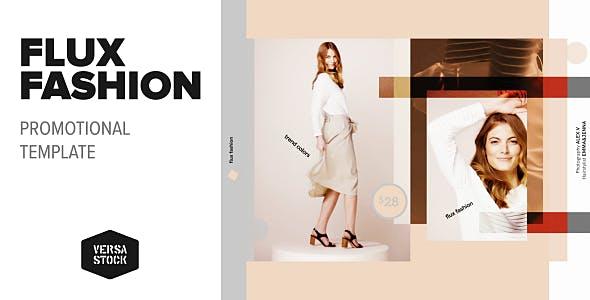 Videohive Flux Fashion Promo 19780216