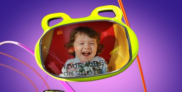 Videohive Fly TV 675083