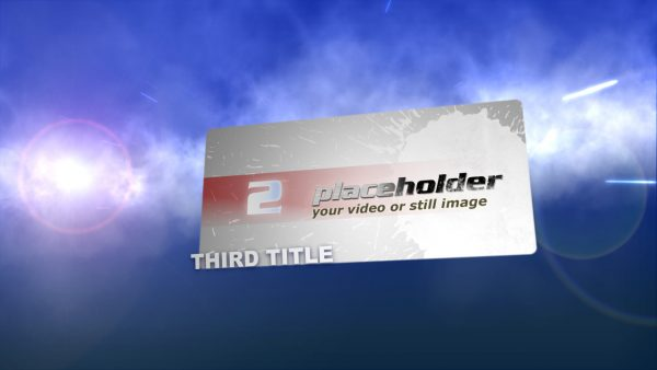Videohive Fly Through Clouds 24899