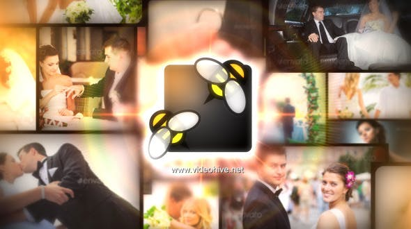 Videohive Fly Through Images Logo Reveal 11733731