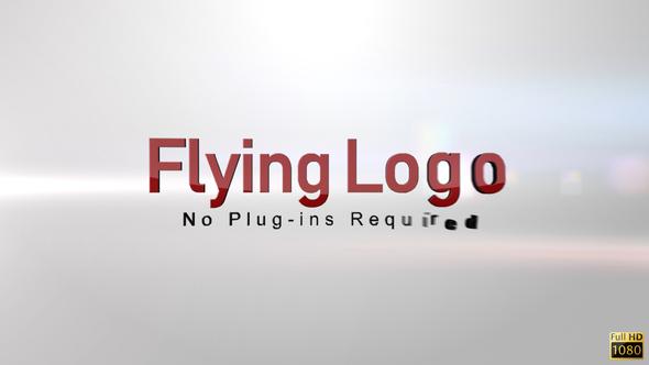 Videohive Flying Logo 3876661