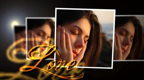 Videohive Flying Pictures 2 - The Wind