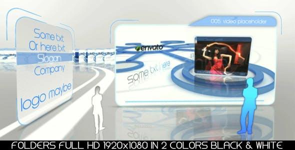 Videohive Folders 145356
