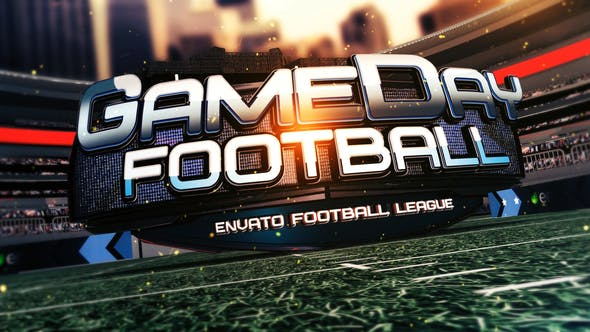 Videohive Football Gameday Opener 22482808