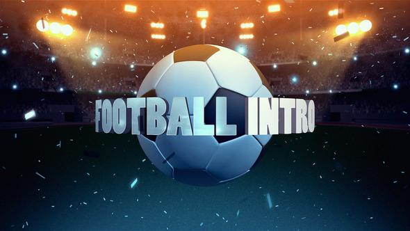 Videohive Football Intro 22036142