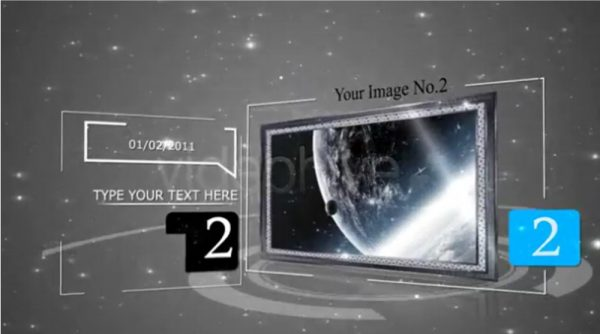 Videohive Frames Project
