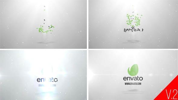 Videohive Free Fall Logo 10125758