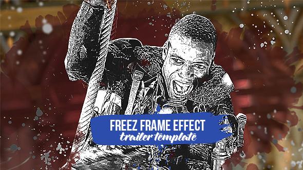 Videohive Freez Timer 16143918