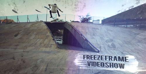 Videohive Freeze Frame Videoshow 20019984