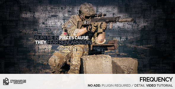 Videohive Frequency 19983449