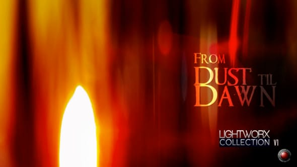Videohive From Dust Till Dawn LightWorx Collection - V1 1606765