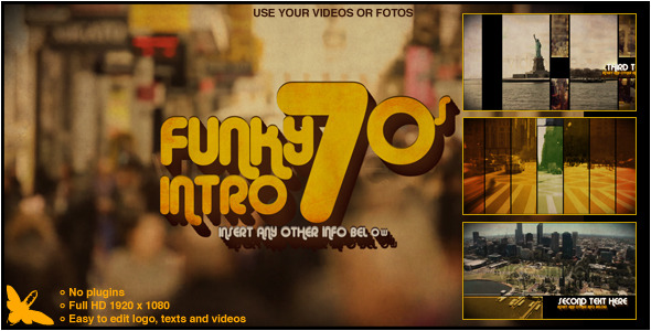 Videohive Funky Intro 5994725