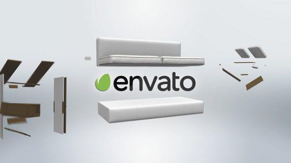 Videohive Furniture Clean Logo 22884570