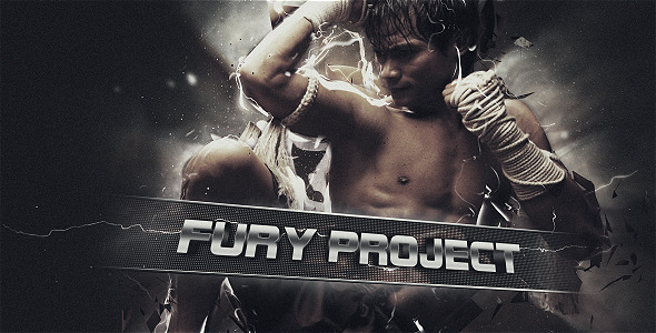 Videohive Fury 10985732
