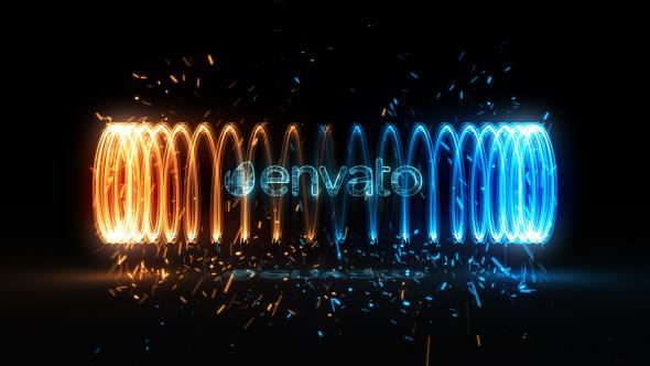Videohive Futuristic Vortex Reveal 20823297