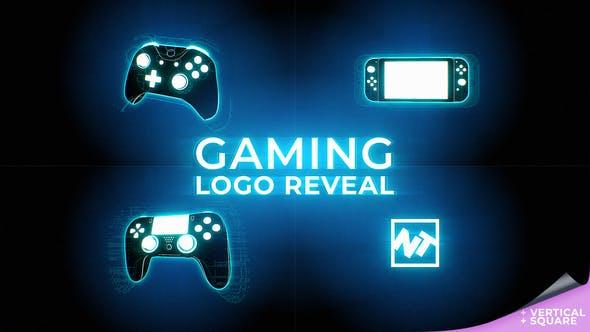 Videohive Gaming Logo Reveal 26690825