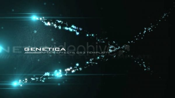 Videohive Genetica 111851