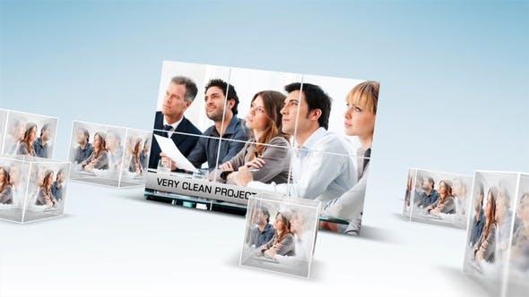 Videohive Glass Box Display 3443662