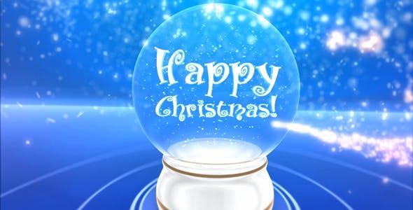 Videohive Glass Snowball 832302