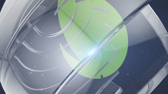 Videohive Glass Sphere Logo 10282137