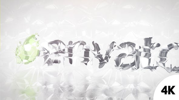 Videohive Glassy Logo 23184519