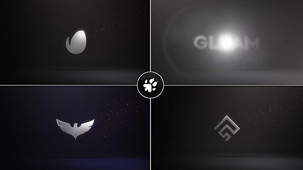 Videohive Gleam Of Silver Logo 18368946