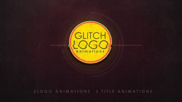Videohive Glitch Logo 9910641