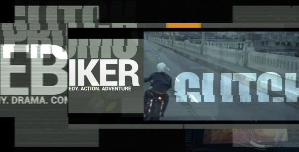 Videohive Glitch Logo Ultimatum 15660735