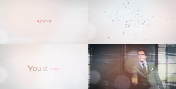 Videohive Glitch One - A Quick Glitchy Logo Reveal 7739493