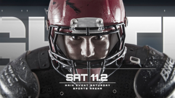 Videohive Glitch Sports Promo 20580855