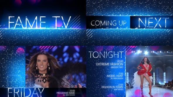 Videohive Glitz - Fashion TV Broadcast Design 5224886