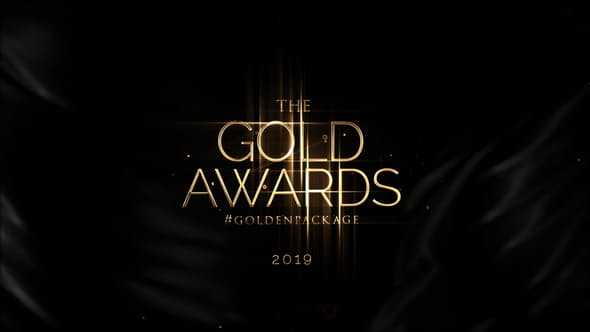 Videohive Gold Awards Package 23156054