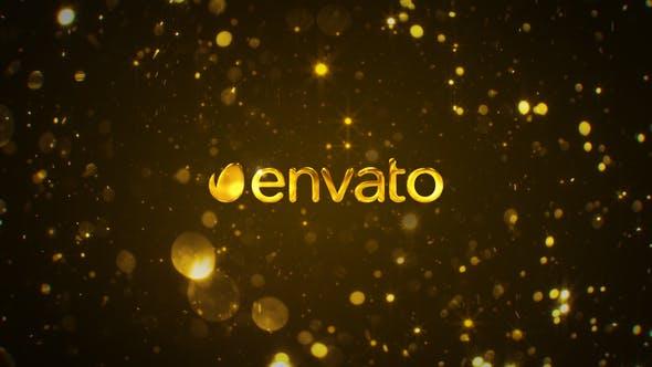 Videohive Gold Cinematic Logo 26560170