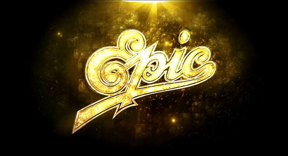Videohive Gold Epic Logo 20363954