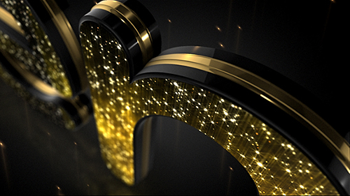 Videohive Golden Elegance Logo 21171756