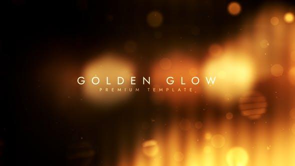 Videohive Golden Glow 24645700