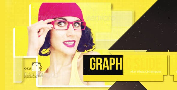 Videohive Graphic Slide Pack 12154910