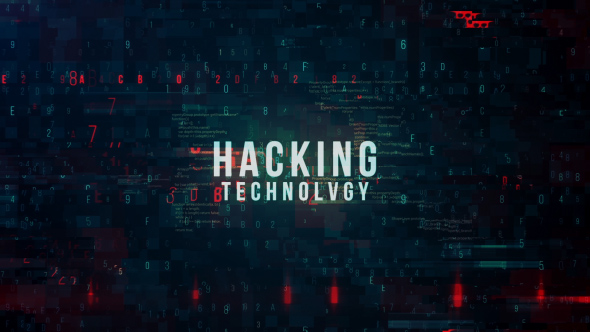 Videohive Hacking Technology Promo 20217625