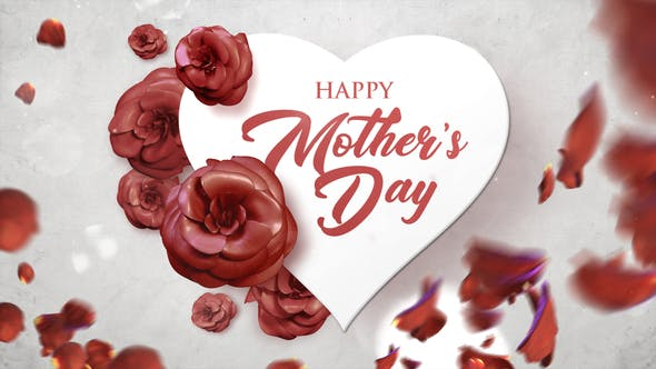 Videohive Happy Mothers Day 23592106