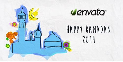 Videohive Happy Ramadan