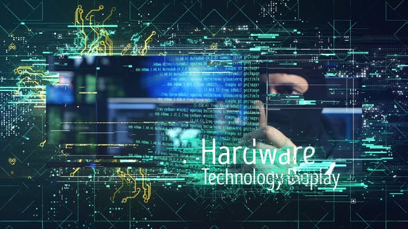 Videohive Hardware Technology Display 21934616