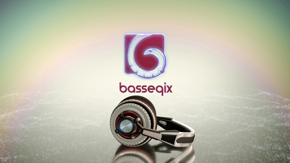 Videohive Headphones Logo 20391236