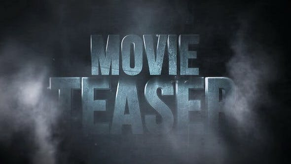 Videohive Heavy Trailer Titles 7164231