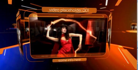 Videohive Hexagon presentation 159651