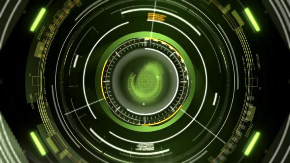Videohive Hi Tech Logo 14488934