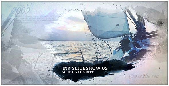 Videohive History Ink Slideshow 18915249