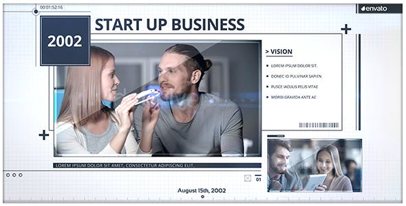 Videohive History of Corporate 19267760