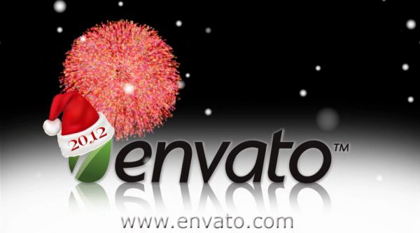 Videohive Holiday Logo Reveal