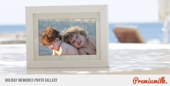 Videohive Holiday Memories Photo Gallery 5319018