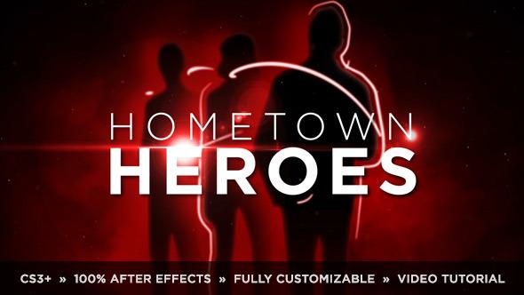 Videohive Hometown Heroes 5522729